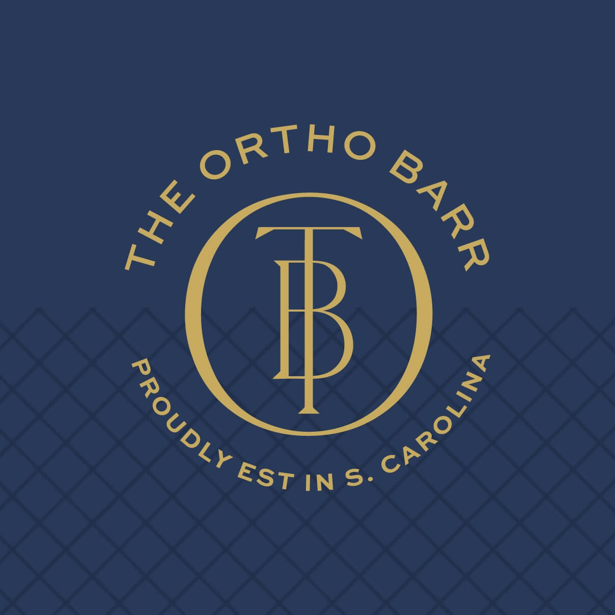 The Ortho Barr Logo by Test Monki